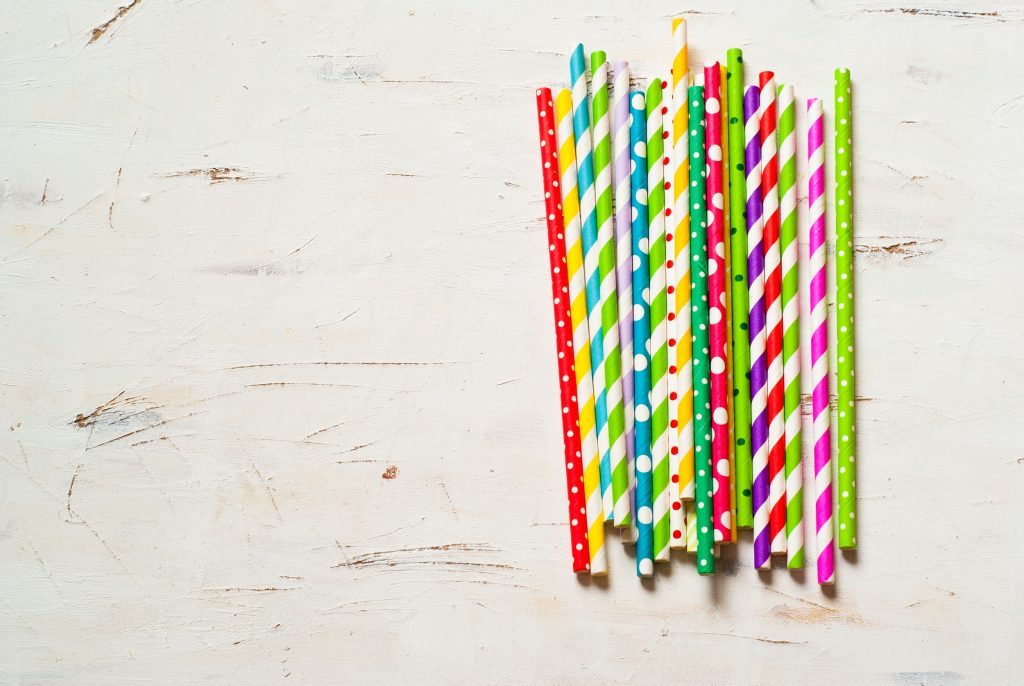 National Drinking Straw Day