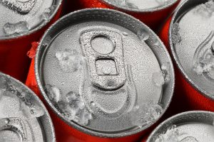 Carbonated Beverage With Caffeine Day