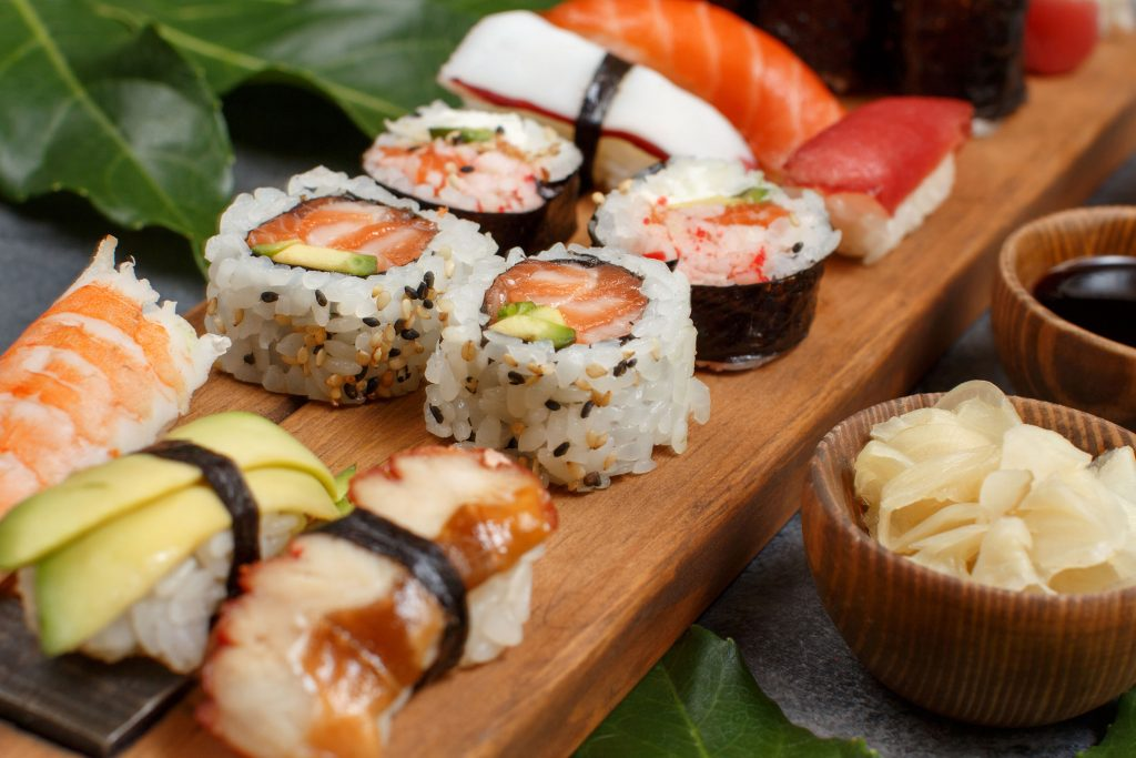 International Sushi Day