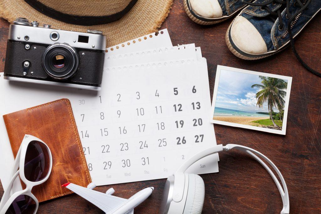 Calendar Adjustment Day