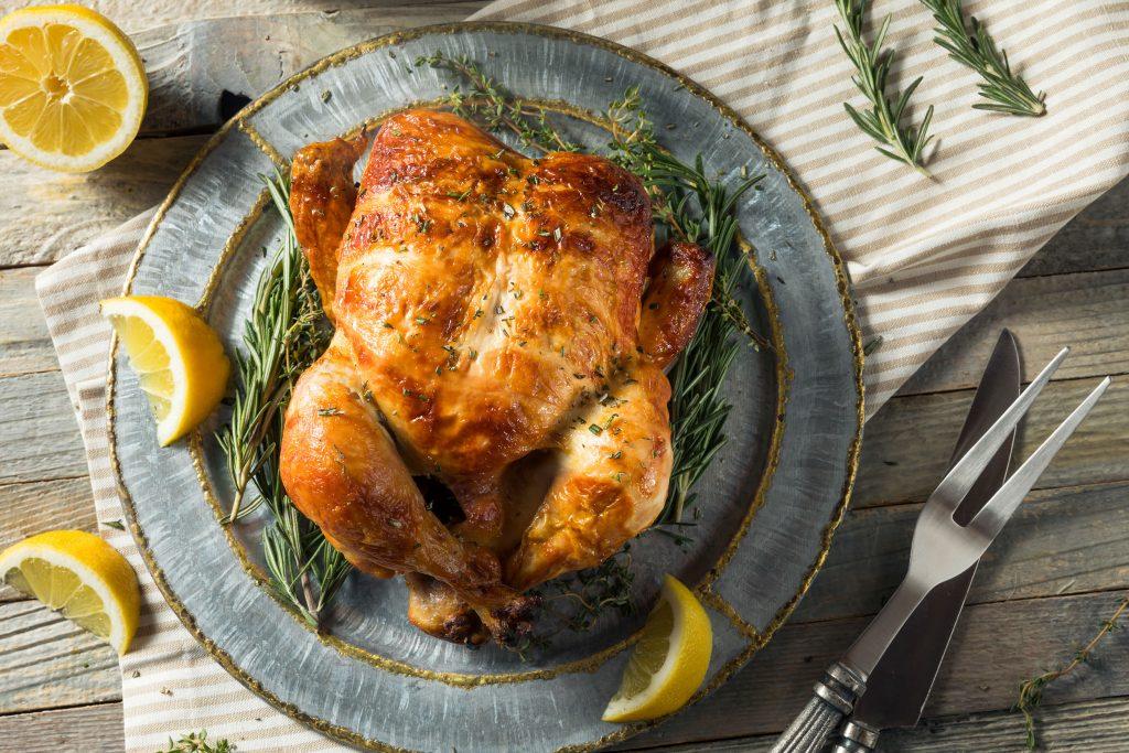Rotisserie Chicken Day