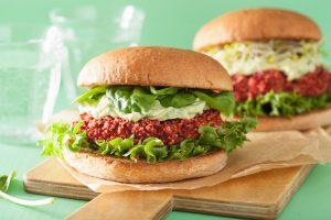 Veggie Burger Day