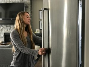 Haunted Refrigerator Night